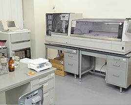 病理検査室