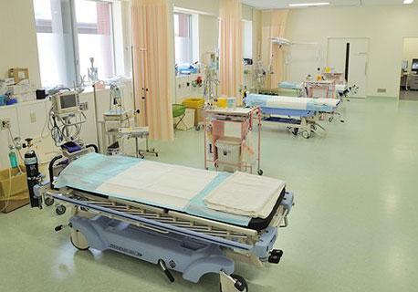 救急治療室