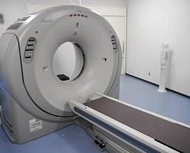 治療計画CT